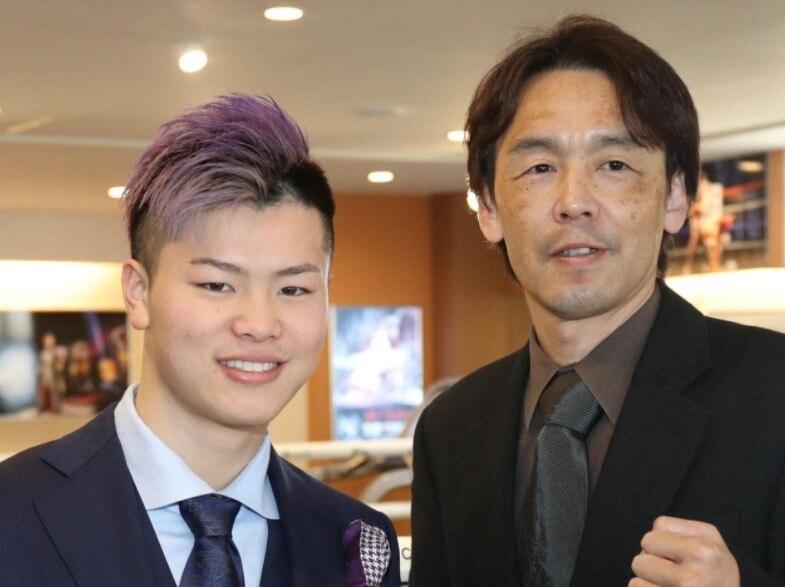 那須川天心選手の所属するボクシングジムは?2